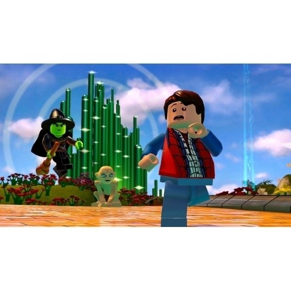 Lego Dimensions Xbox 360 Starter Pack  - Image 7