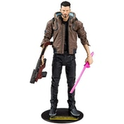 Male V Cyberpunk 2077 McFarlane 7-inch Action Figure