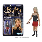 Buffy (Buffy the Vampire Slayer) Funko ReAction Figure 3 3/4 Inch