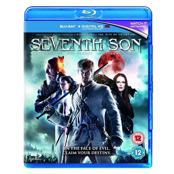 Seventh Son Blu-ray