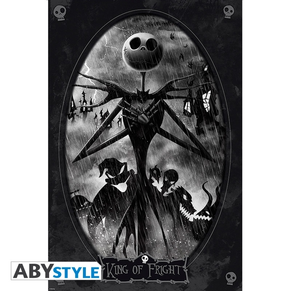 Nightmare Before Christmas - Jack Portrait Poster (91.5X61)