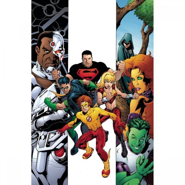 Teen Titans  By Geoff Johns: Book 1