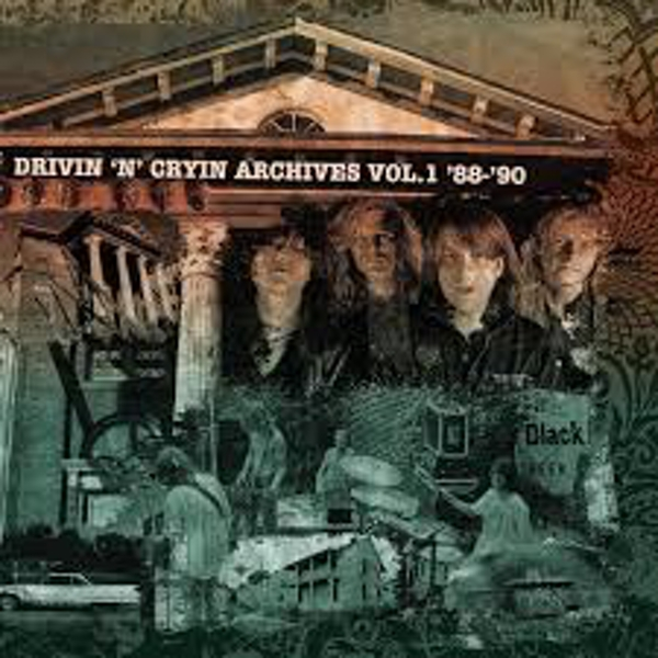 Drivin' N' Cryin' ‎– Archives Vol 1 '88-'90 Vinyl