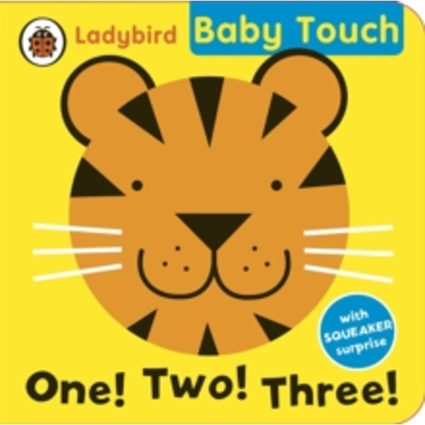 Baby Touch: One! Two! Three! bath book by Penguin Books Ltd (Bath book, 2013)