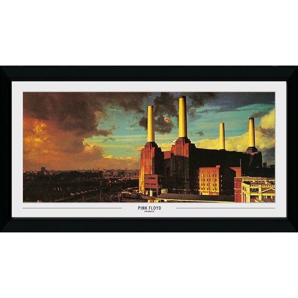 Pink Floyd Animals 50 x 100cm Collector Print