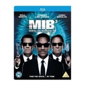 Men In Black 3 Blu-ray & UV Copy