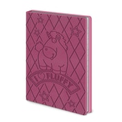 Despicable Me - I Love Fluffy Notebook