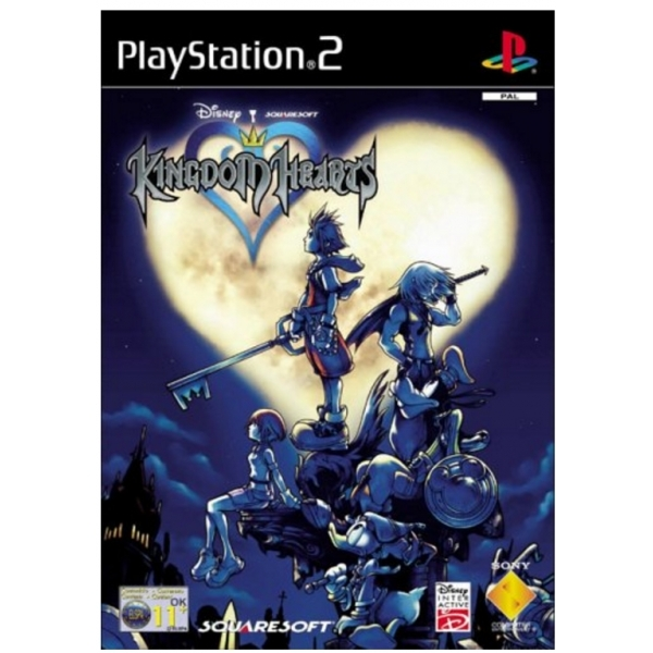 Kingdom Hearts Game PS2 - Image 1