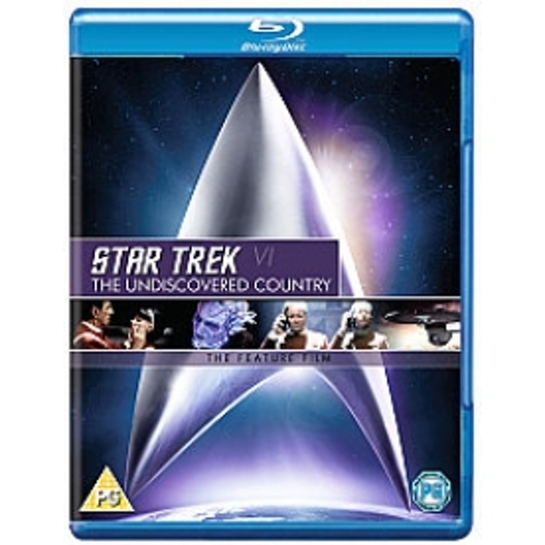 Star Trek 6 The Undiscovered Country Blu-ray