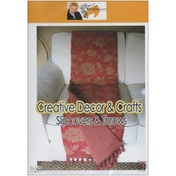 Creative Decor And Crafts - Slipovers And Throws DVD