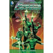 Green Lantern Volume 3: The End TP (The New 52)