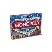 Edinburgh Monopoly Board Game