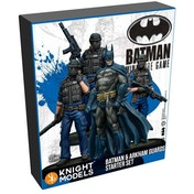 Batman Starter Set: Batman Miniature Game