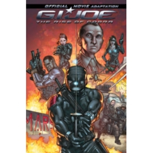 G.I. JOE Movie Adaptation