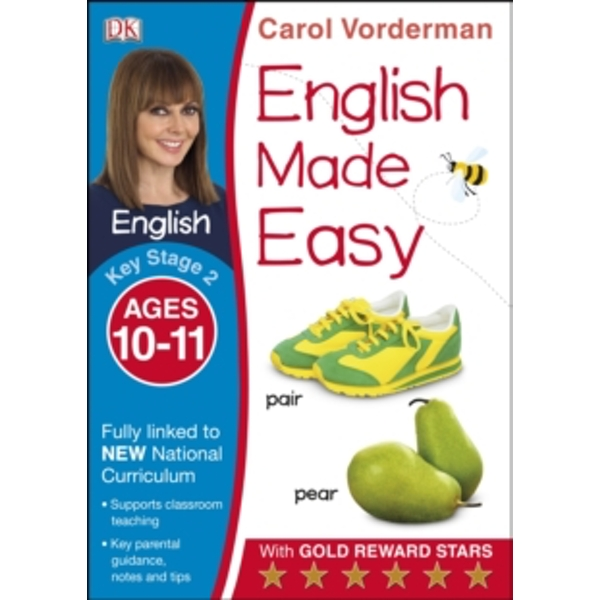 English Made Easy Ages 10-11 Key Stage 2 by Carol Vorderman (Paperback, 2014)