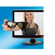 Hama 3D Shutter Glasses Panasonic Black 00095565