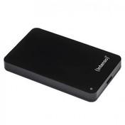 Intenso 500GB Memory Case External Hard Drive, 2.5