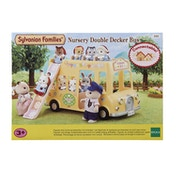 Sylvanian Families Nursery Double Decker Bus (Figures not included)