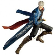 Devil May Cry - Play Arts KAI - Vergil Action Figure