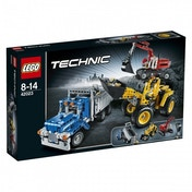 Ex-Display LEGO Technic 42023 Construction Crew Used - Like New