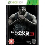 Gears Of War 3 Steelbook Edition Game Xbox 360