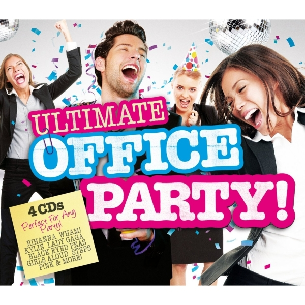 Ultimate Office Party CD