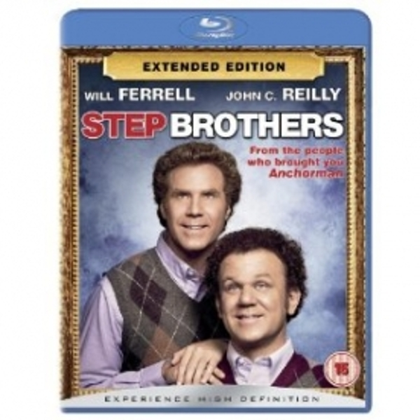 Step Brothers Blu-Ray