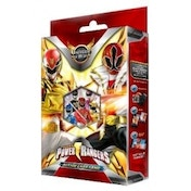 Power Rangers Universe of Hope Single Deck