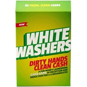 White Washers Card Game
