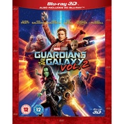 Guardians of the Galaxy Vol.2 3D Blu-ray