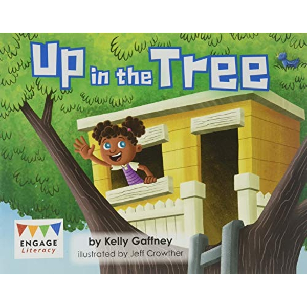 Up in the Tree  Paperback / softback 2018