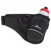 Precision Running Bottle Belt Black