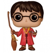 Quidditch Harry Potter (Harry Potter) Funko Pop! Vinyl Figure