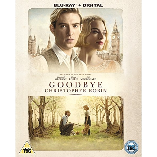 Goodbye Christopher Robin Blu-ray