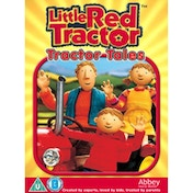 Little Red Tractor - Down On The Farm DVD