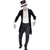Dead Groom Costume Large One Colour
