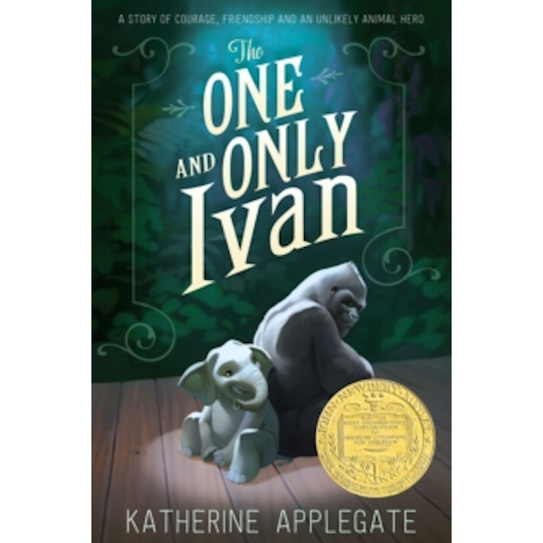The One and Only Ivan by Katherine Applegate (Paperback, 2012)