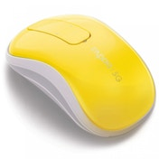 Rapoo T120P 5GHz Wireless Touch Optical Mouse Yellow