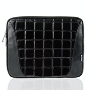Caseflex Quilted iPad Pouch - Black