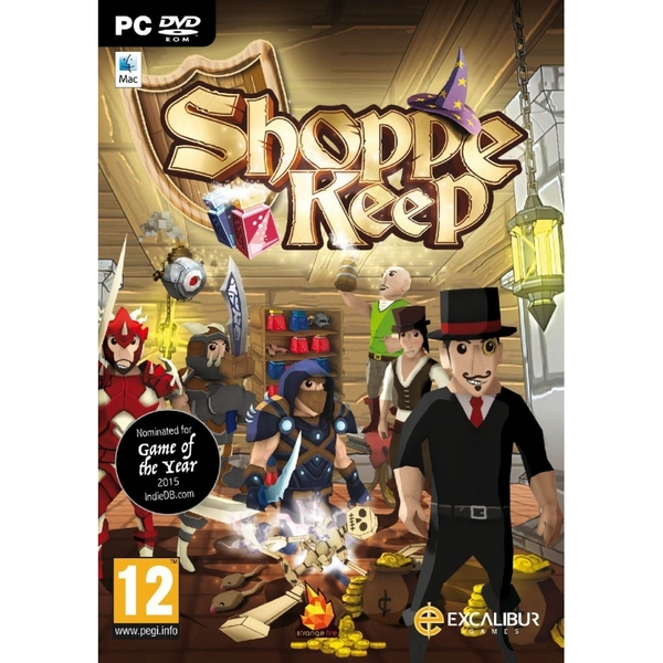 Shoppe Keep PC Game