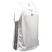 Adidas Boxing Vest White - Small