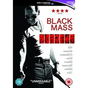 Black Mass DVD