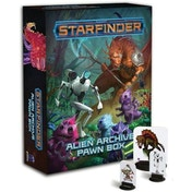 Alien Archive Pawn Box: Starfinder Pawns