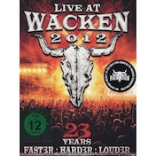 Live At Wacken 2012 DVD