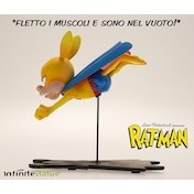 Fletto (Rat-Man Infinite Coll) Statue