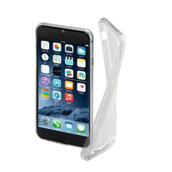 "Hama ""Clear"" Cover for Apple iPhone 6/6s, transparent"