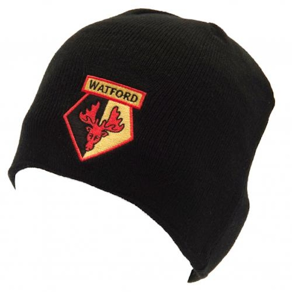 Watford FC Knitted Hat