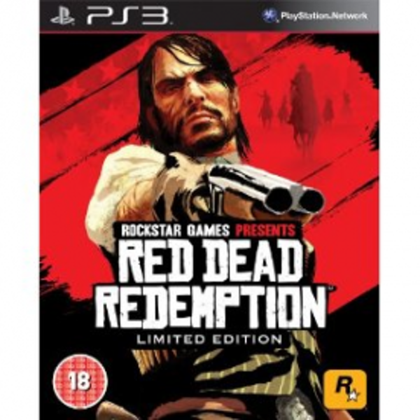 Red Dead Redemption Limited Edition Game PS3 - ozgameshop com