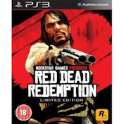 Red Dead Redemption Limited Edition Game PS3