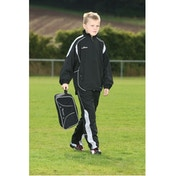 PT Ultimate Tracksuit Trousers Black/Silver/White 26-28